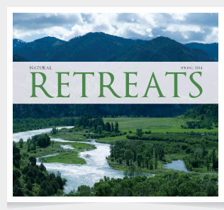 Natural Retreats Magazine