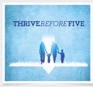 United Way Thrive Before Five Campaign
